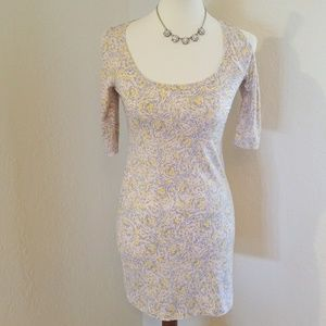 BCBGeneration Fitted Dress